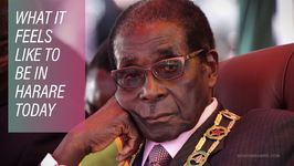 Mugabe's Terrible, Horrible, No Good, Very Bad Day
