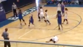High School Basketball Player Suspended for Knockdown of Opponent, Causing Concussion