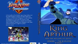Episode 7 Season 1 King Arthur and the knights of justice - The Warlord Knight