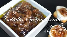 Cebolla Caramelizada- Cebolla confitada
