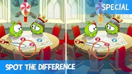Spot the Difference Ep 31 - Om Nom Stories- The Middle Ages