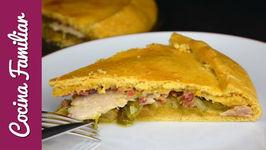 Empanada gallega de carne, la auténtica receta de empanada