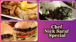 Chef Nick Saraf Special