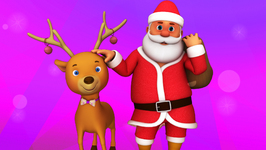 Rudolph The Red Nosed Reindeer- Christmas Songs for Children