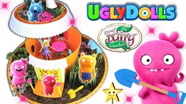 THE UGLY DOLLS MOVIE (My Fairy Garden Magical Cottage) Surprise Toys Game