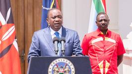 Kenyatta Insists New Poll Will Go Ahead, Calls for Prayer and Reconciliation