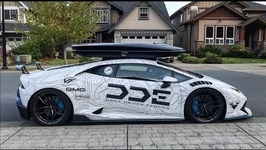The Ski Box Most Controversial Lamborghini Mod