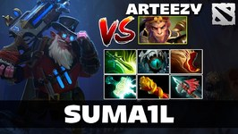 SumaiL Sniper vs Arteezy Highlights Dota 2