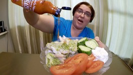 Eat Lunch With Me And Talk About Body Positivity / Gay Family Mukbang - Eating Show