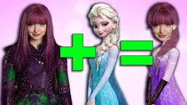 Mashup - Descendants   Disney Princesses  ???