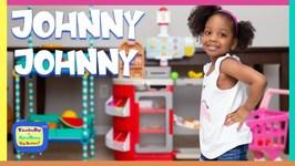 Let's Go Shopping at the Market  Johnny Johnny Yes Papa