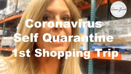 Coronavirus / Covid-19 Self Quarantine / What to Buy for Quarantine