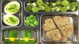 St. Patty's Day School Lunch