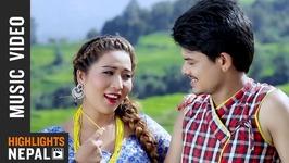 Gairi Paryo Tal - New Lok Dohori Song 2017/2074  Khem Karki, Purnakala B.C, Sabina Karki