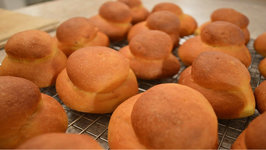 How To Bake Roasted Sweet Potato Zwieback Buns