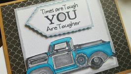 UPLIFTING CARD FOR A VERY SPECIAL BOY  MASCULINE CARD