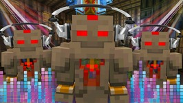 Minecraft Xbox  Survival Madness Adventures 2  Battle of the DJ's 19