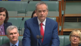 Shorten Reads Email From Mother of Child With Disability in Response to Hanson's Autism Comments