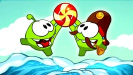 Pirate Ship - Om Nom Stories - Season 2 - Cartoon Shows - Kids Channel