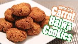 Gluten-Free Carrot Halwa Cookies - Rule Of Yum Recipe