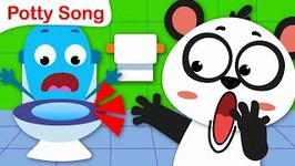 Where Is My Potty - Baby Panda Goes To The Potty - Nursery Rhymes And Kids Songs