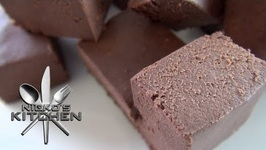 Chocolate Fudge (Sugar Free)