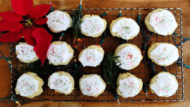 Frosted Ricotta Cookies