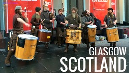 Glasgow, Scotland - Sightseeing, Nightlife, And Trad Sessions