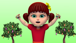 Princess Anna Plants a Candy Tree- Children Learning Songs and Original Songs for Kids
