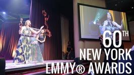 Mickela Wins Her Third NY Emmy Award