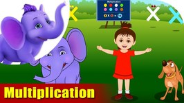 Multiplication - Learning Song For Kids