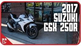 2017 Suzuki GSX 250R - First Ride