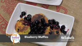 Cooking For Baby And Me - Chef Tony Clark - Blueberries