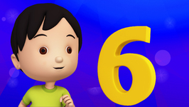 Number Six-  Original Number and Counting songs for Children