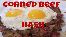 Home Canned Pantry Corned Beef Hash