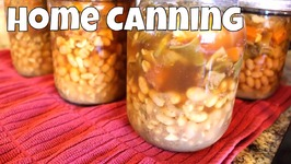 Home Canning Ham And Bean Soup For The Pantry