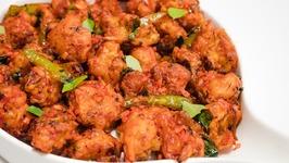Gobi 65 / Street Style Hyderabadi Crunchy Gobhi Cauliflower 65