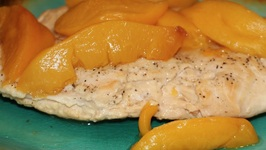 Chicken/ Peach Chicken Breasts