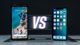 iPhone X vs Pixel 2 XL - We're All Wrong
