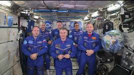 Pope Francis Speaks to Astronauts on the International Space Station