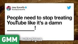 Top 5 YouTuber Tweets of The Week - 11-26-17