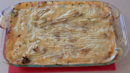Seafood Potato Pie