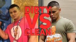 Dirty Bulking vs Clean Bulking