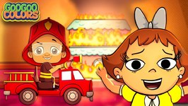 Gaga Baby Is A Firefighter! (Goo Goo Mom & Goo Goo Gaga Pretend Play Professions)