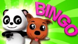 Bingo Dog Song - Bao Panda Nursery Rhymes For Children