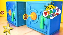 Bonnie & Forky Unlock 2 Ryans World SUPER SURPRISE SAFES. Will they be the same or different?