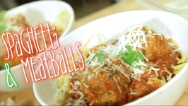 Spaghetti And Meatballs Ft. Ava Gordy - Rule Of Yum Recipe