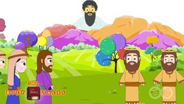Episode-18-Jacob Wrestles With God- Bible Stories for Kids