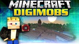 Minecraft Modded Survival - Digimobs Modded Adventures - Koromon Village 8