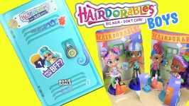 Hairdorables Boys